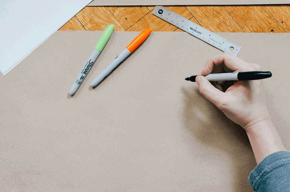 Prototyping is all about creating a draft to use for testing and finding problems early