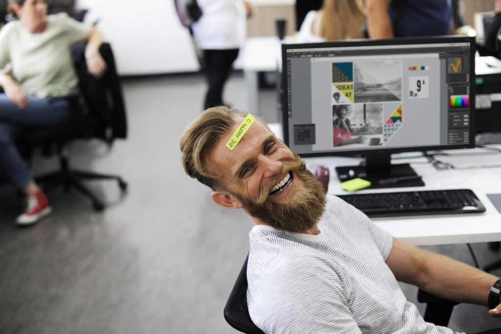happiness at work will improve performance on the job position